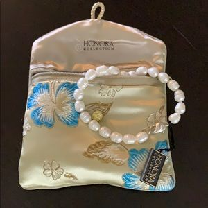 Honora Pearl Necklace NWT